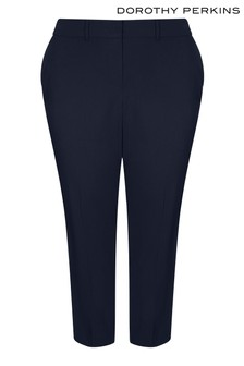 Dorothy Perkins Curve Ankle Grazer Trouser