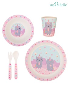 Sass & Belle Candy Caticorn Dining Set