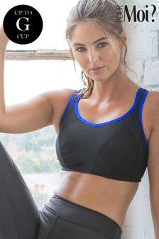 Pour Moi Energy Non Wired Full Cup Sports Bra E+