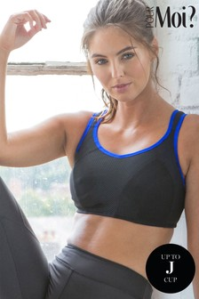 Pour Moi Energy Non Wired Full Cup Sports Bra GG+