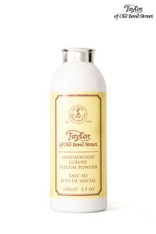 Taylor Of Old Bond Street Sandalwood Traditional Talc