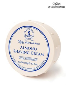 Taylor Of Old Bond Street Almond Shaving Cream Bowl