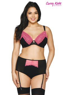 Curvy Kate In Love With Lace High Waist Suspender Brief