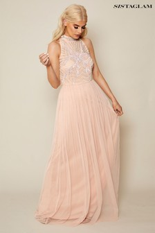 912f39b09254 Sistaglam Dresses | Sistaglam by Lipstick Boutique | Next