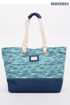 Brakeburn Fish Beach Bag