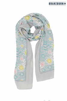 Brakeburn Summer Trailing Border Scarf