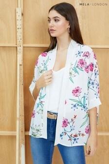 Mela London Floral Kimono