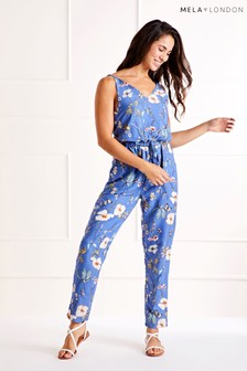 Mela London Printed Jumpsuit
