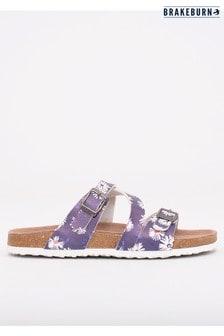Brakeburn Daisy Crossover Sandals