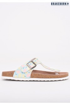 Brakeburn Lemon Sandals