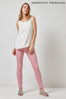 Dorothy Perkins Light Wash Jeans