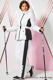 Dorothy Perkins Contrast Ski Sallopette Trousers