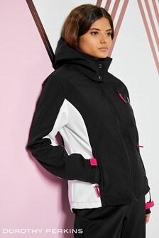 Dorothy Perkins Contrast Ski Jacket