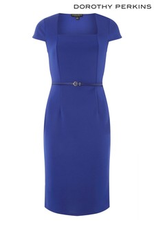 Dorothy Perkins Belted Dress