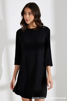 Dorothy Perkins Eyelet Shift Dress