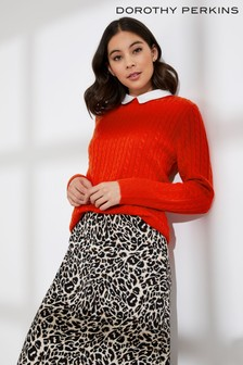 Dorothy Perkins Jasmine Cable 2-In-1 Jumper
