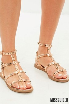 Missguided Gladiator Sandals