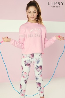 Lipsy Girl Don't Quit Your Day Dream Sweat