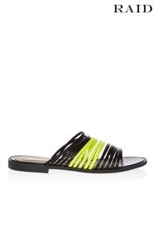 Raid Strappy Flat Sandals