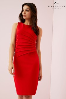 Angeleye Sleeveless Bodycon Dress
