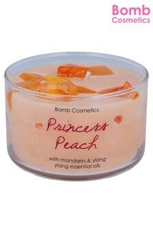 Bomb Cosmetics Princess Peach Jelly Candle