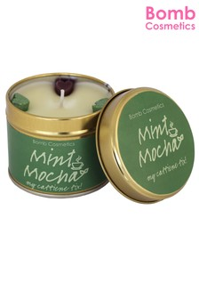 Bomb Cosmetics Mint Mocha Tinned Candle