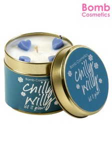 Bomb Cosmetics Chilly Willy Tinned Candle