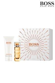 BOSS Orange Woman Eau de Toilette 30ml & Body Lotion 100ml Gift Set