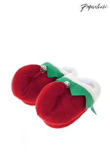 Paperchase Elf Slippers
