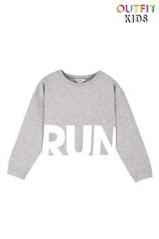 Outfit Kids Run Sweat Top