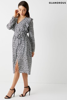 f7b42120954 Glamorous Printed Dress