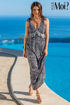Pour Moi Mixology Maxi Dress