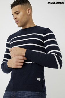 Jack & Jones Striped Jumper