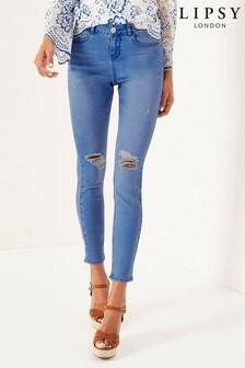 Lipsy Kate Mid Rise Skinny Regular Jean