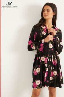 Robe chemise JDY motif floral