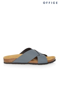 Office Leather Sandals