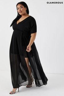 92af3beb858 Glamorous Curve Midi Dress