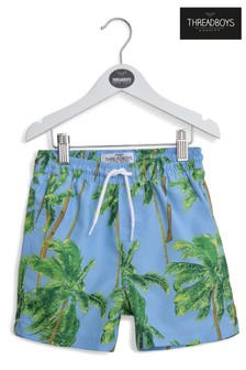 Threadboys Palm Swim Shorts