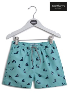 Threadboys Whale Swim Shorts