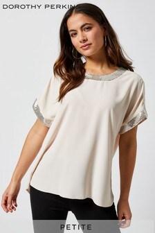 31b8e99ad49 Buy Women's tops Petite Petite Tops Tshirts Tshirts Dorothyperkins ...