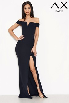 AX Paris Notch Front Maxi Dress