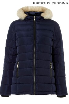Dorothy Perkins Short Padded Jacket