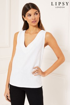 06d4d4244e6 Lipsy Tops | Lipsy Lace & Cold Shoulder Tops For Women | Next Ireland