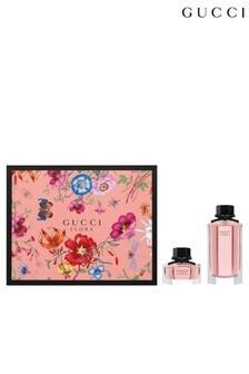Gucci Flora Gorgeous Gardenia Eau de Toilette 100ml & Eau de Toilette 30ml Gift Set