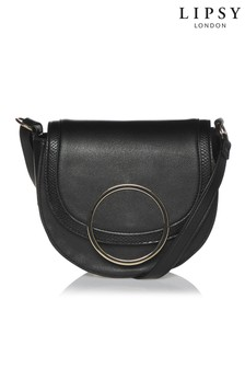 Lipsy Ring Detail Cross Body