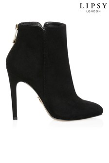 Lipsy Almond Toe Ankle Boots