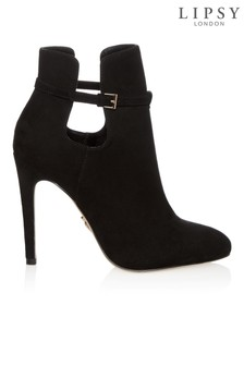 Lipsy Cut Out Heeled Boot