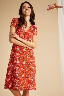 Joe Browns Floral Print Jersey Dress