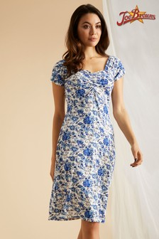 Joe Browns Floral Print Tea Dress