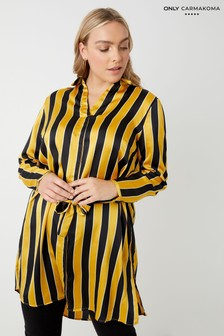 Only Carmakoma Curve Long Sleeve Shirt